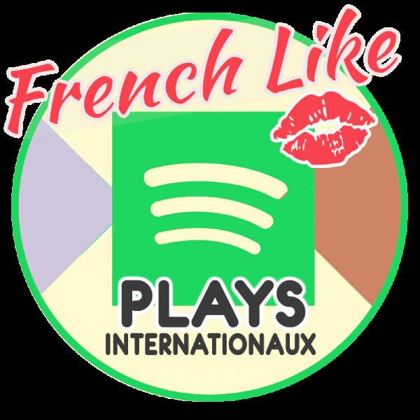 Obtenir plus de Plays Internationaux Spotify - Optimiser vos réseaux sociaux