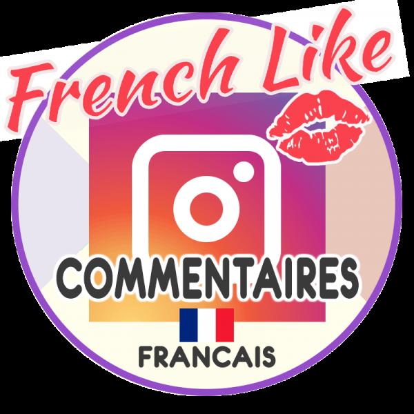 commentaires Instagram 100% Français